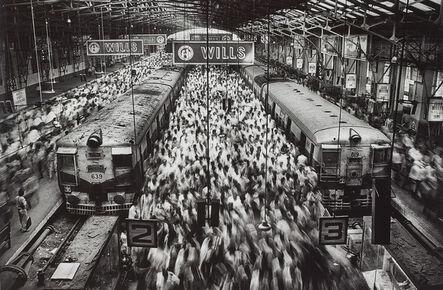Sebastião Salgado, 'Churchgate Train Station, Bombay, India', 1995