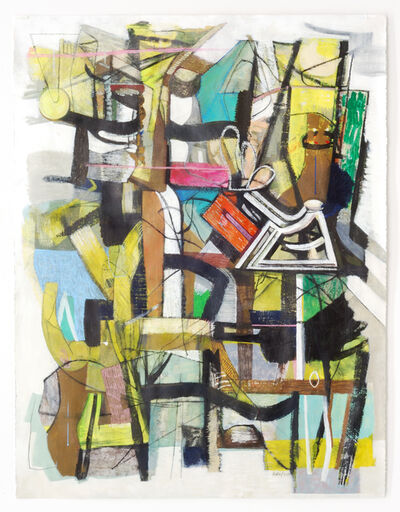 Jonathan Eckel, 'Spanish Flower', 2017