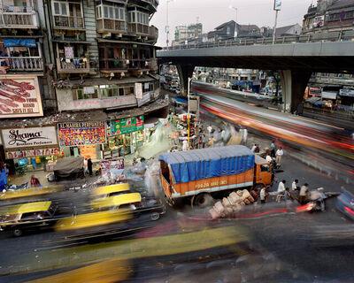 Martin Roemers, 'Sardar Vallabhbhai Patel Road and Mohammed Ali Road, Kumbharwada, Mumbai, India', 2007