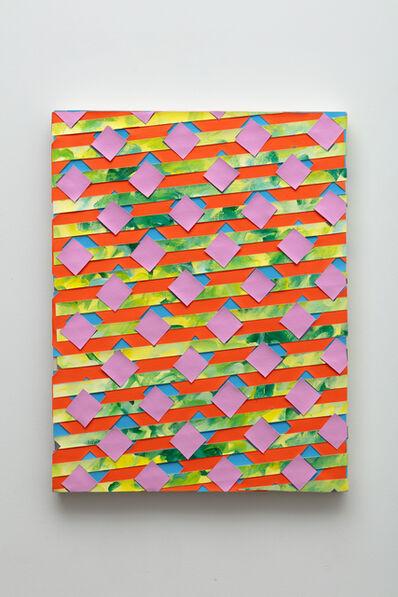 "Timothy Harding, '24"" x 17"" on 28"" x 21""', 2017"