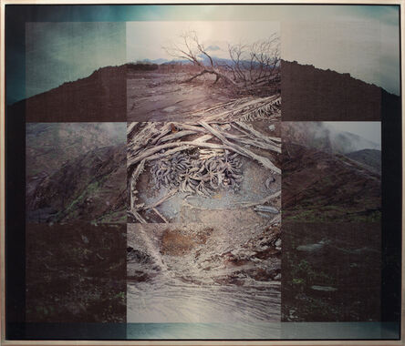 Meridel Rubenstein, 'Pyroclastic Remains (After Mt. Merapi Grand Eruption, 2010-11)', 2012-2015