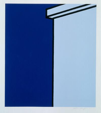 Patrick Caulfield, 'Making circles on park lagoons ', 1973