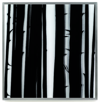 Julian Opie, 'Forest.', 2015