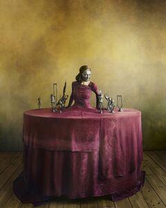 Denise Grünstein, 'Renaissance Red', 2018