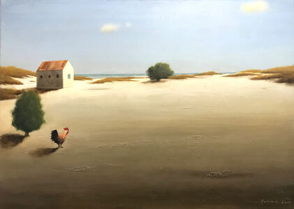 Fernando Adam, 'SO QUIET I', 2014