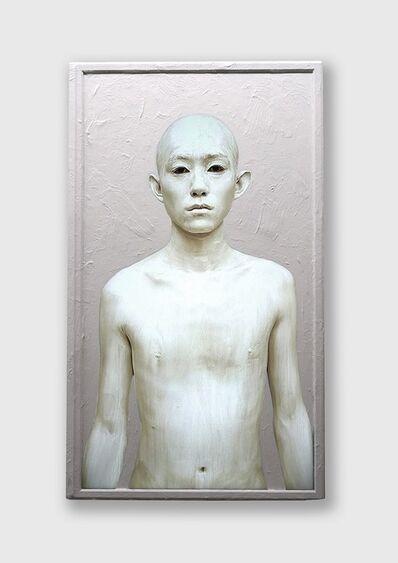 exonemo, 'Body Paint - 50inch/Male/White', 2015