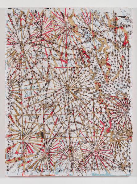 Mark Bradford, 'Sample 1', 2015