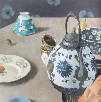 Olga Antonova, 'Composition with Chinese Teapot', 2021