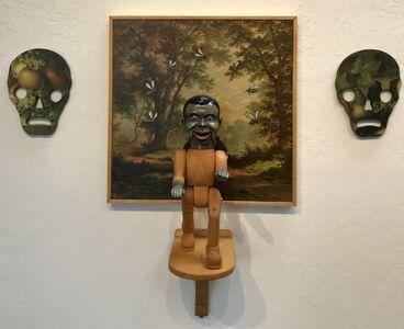 Michael Stevens, 'Frankenstein Walks Alone', 2012