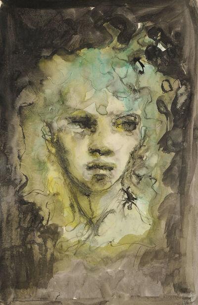Leonor Fini, 'Tete de femme', ca. 1970s -n.d.