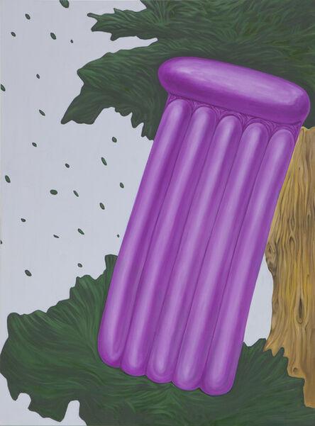 Jumbo Suzuki, 'Experience on the Tree', 2011