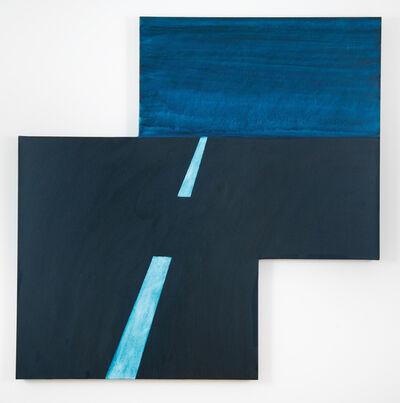 Mary Heilmann, 'Maricopa Highway', 2014