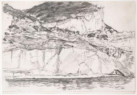 Paul Thek, 'Untitled (Coast)', October 1970