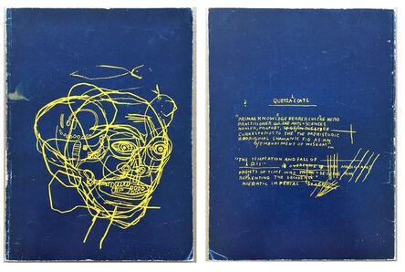 "Jean-Michel Basquiat, '""Paintings 1981-1984"", Exhibition Catalogue, Fruitmarket Gallery Scotland, RARE', 1984"