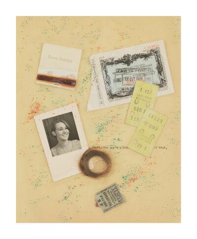 Alexis Smith, 'Clues and Souvenirs', 1971-1972