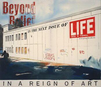 """Wawrzyniec Tokarski, '""""Beyond Belief""""', 2015"""