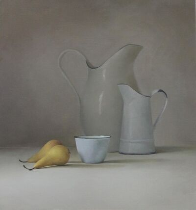 Helen Simmonds, 'Two Pears', 2017