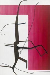 Albert Oehlen, 'Untitled (Baum 30)', 2015
