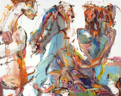 Andrew Lui, 'Sensation of October III', 2016