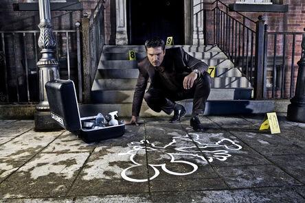Fabrizio Cestari, 'Crime Scene', 2014