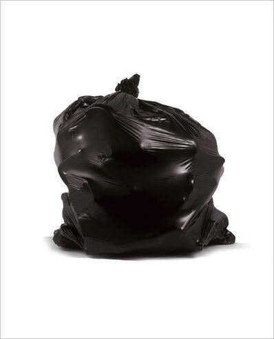 Chuck Ramirez, 'Trash Bag Series: Black Sack 1', 2001-2020