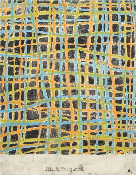 Martin Assig, 'St. Paul #80 - Die Hoffnung (zwei) ', 2010