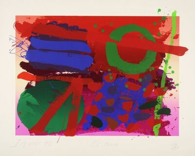 Albert Irvin RA, 'Octavia', 1992