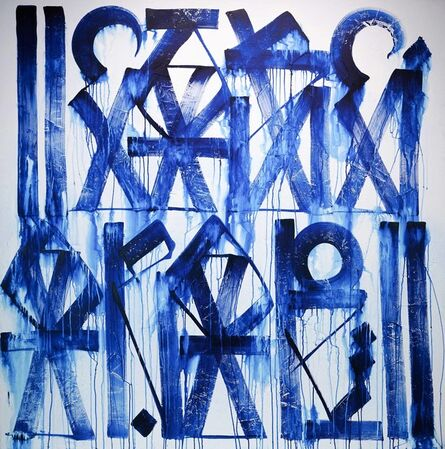 RETNA, 'Untitled', 2011