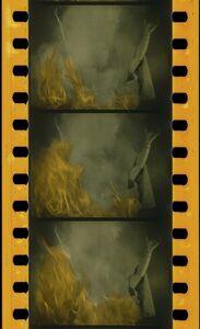 Aura Satz, 'Joan the Woman - With Voice (#1)', 2013