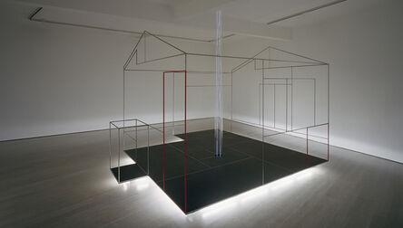 Yuko Shiraishi, 'Space Elevator Tea House', 2009