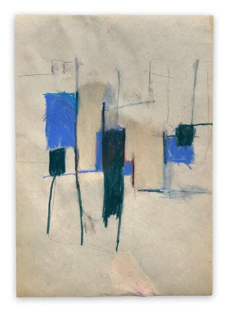 Fieroza Doorsen, 'Untitled 2003 (Abstract painting)', 2020