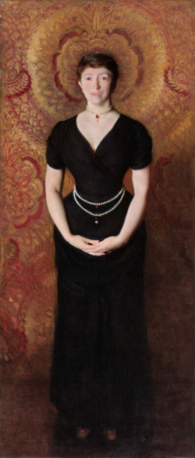 John Singer Sargent, ' Isabella Stewart Gardner', 1888