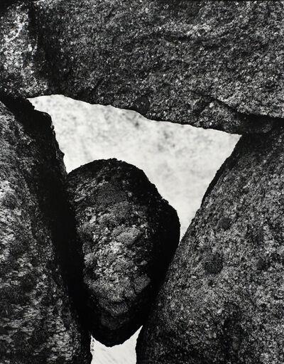 Aaron Siskind, 'Martha's Vineyard 112', 1955