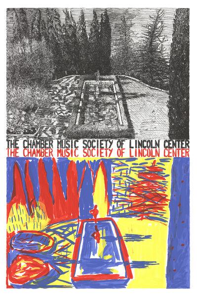 Jennifer Losch Bartlett, 'Chamber Music of Lincoln Center', 1981