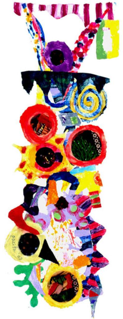 Pacita Abad, 'Look at me', 2003