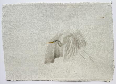 Claire Harkess, 'Tatha Heron', 2020