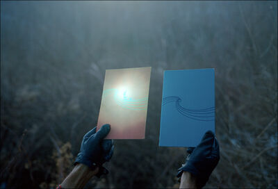 Michael Robinson, 'untitled (wave)', 2013