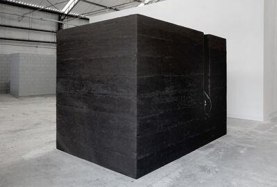 Nuno Ramos, 'Black and Blue', 2000