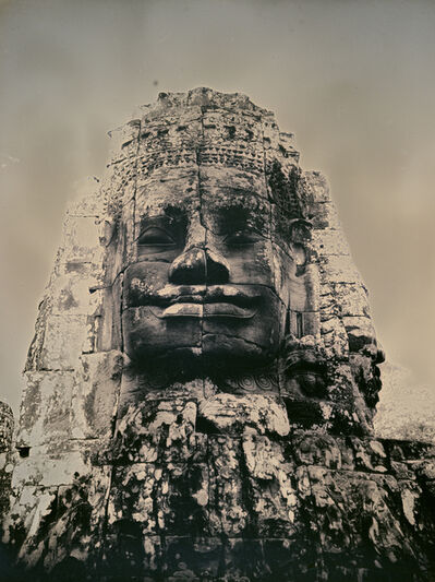 Binh Danh, 'Buddhas of Bayon #3', 2017