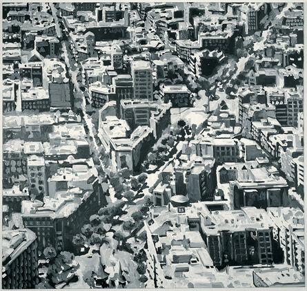 Gerhard Richter, 'Stadtbild Madrid (Cityscape Madrid)', 1968