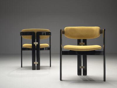 Augusto Savini, 'Set of 4 Pamplona chairs ', 1960s