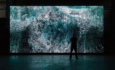 Clifford Ross, 'Digital Wave', 2017
