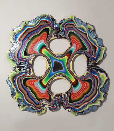 Holton Rower, 'Pixie Loose in the Wood', 2017