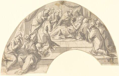 Johann Matthias Kager, 'Death of the Virgin', 1620s