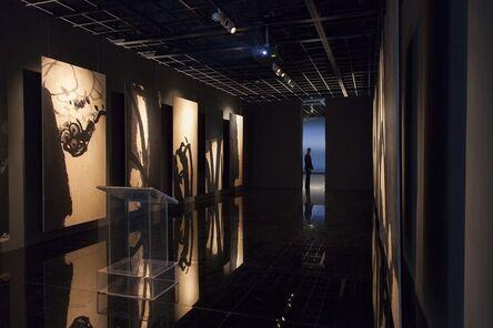 """Pan Gongkai and Clifford Ross, 'Installation view, """"Pan Gongkai and Clifford Ross: Alternate View"""" at Zhejiang Art Museum'"""