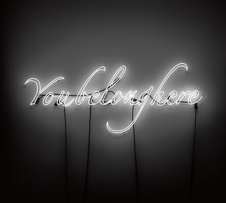 Tavares Strachan, 'You Belong Here', 2012