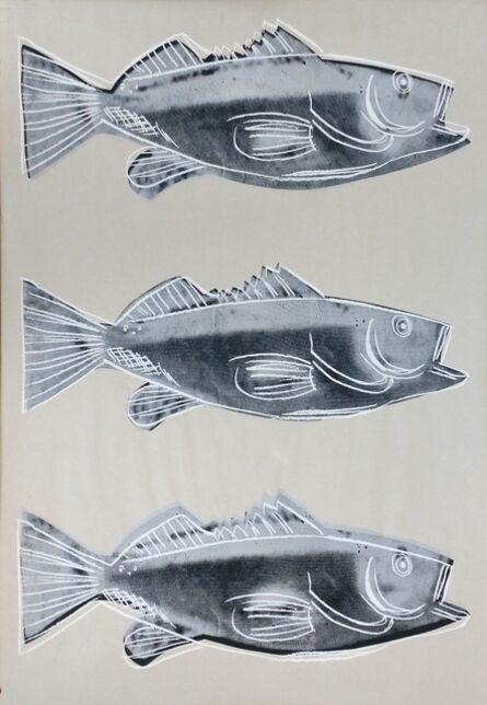 Andy Warhol, 'FISH FS IIIA.39', 1983