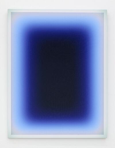 Jonny Niesche, 'Atoms Encode (Violet)', 2020
