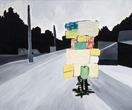 Klèmèguè, 'Sans titre', 2017