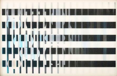 Yaacov Agam, 'Agamograph #123', 1995